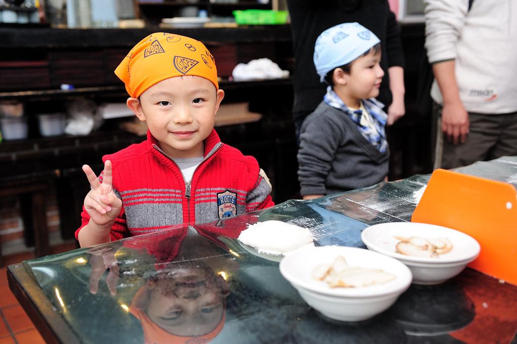 桃園觀光工廠【南僑觀光工廠】~寶萊納餐廳披薩DIY&點水樓