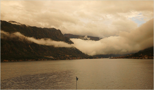 cruise dawn sailing sony fiord montenegro kotor