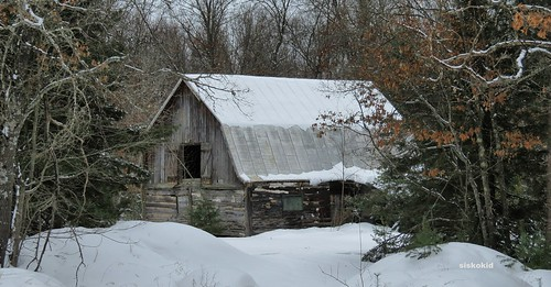 Marinette County Barn