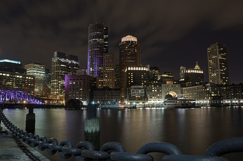 POTD 2014-03-28 - Fort Point Channel - Boston - HDR