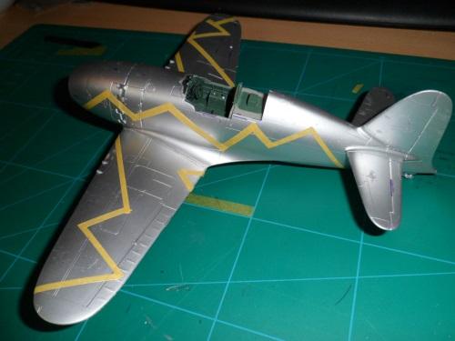 Pas-à-pas : Mitsubishi J2M3 modele 21 Raiden Jack [Tamiya 1/48] 13276138023_f17e81d453_o