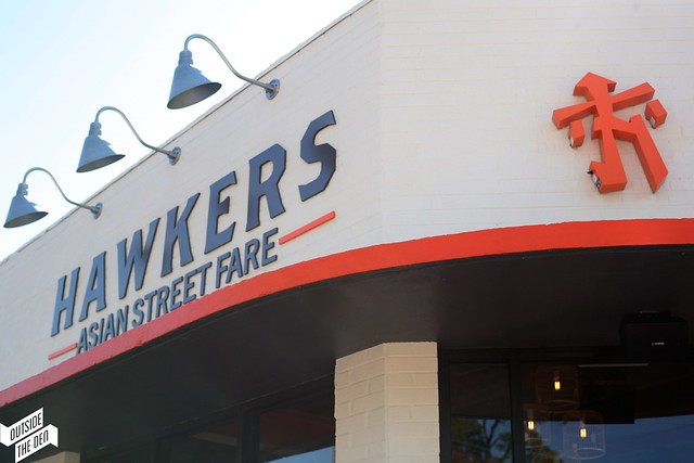 Hawkers Asian Street Fare / Jacksonville, FL / OutsideTheDen.com
