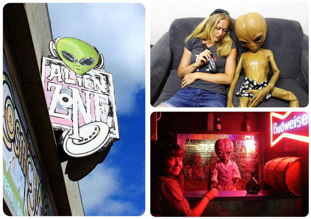 Alien Zone New Mexico