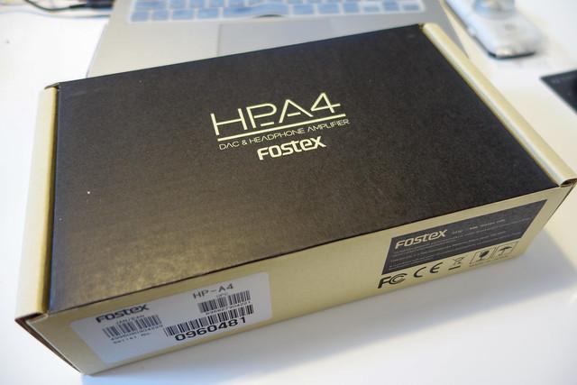 FOSTEX HPA-4