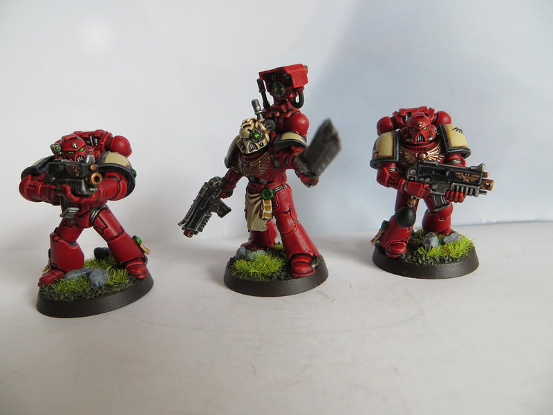 Devastor Troop - Sergeant & 2 Marines II