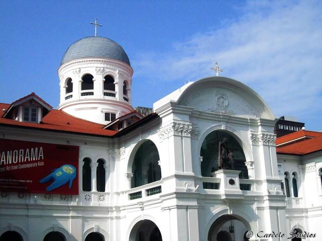 Singapore Art Museum (former St Joseph Institution) 02