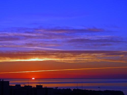 españa sunrise atardecer spain day cloudy andalucia costadelsol málaga marbella