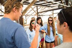Lemon shark & lionfish research