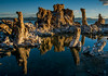 Mono lake in the morning
