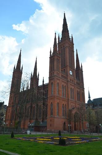 Wiesbadener Marktkirche