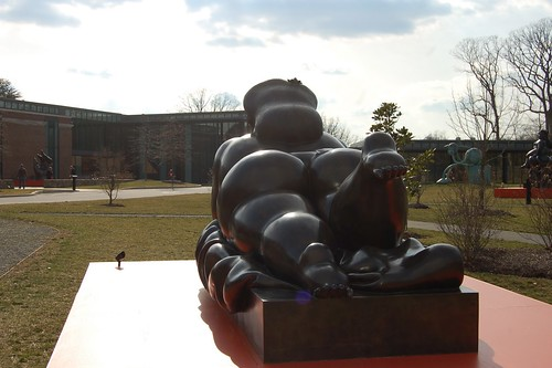 Fernando+Botero+Smoking+Woman+Delaware+Art+Museum+The+Baroque+World+of+Fernando+Botero+Gino+Leslie+4