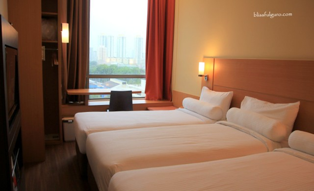 Ibis Novena Hotel Singapore Family Room