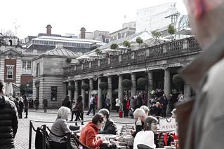 Covent Garden Market a man's view!