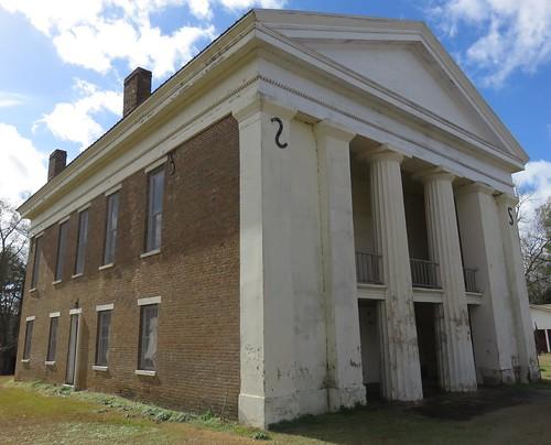 Old Marengo County Courthouse (Linden, Alabama)