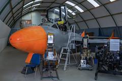 XA109 Sea Vampire, Montrose