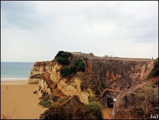 Praia da Rocha-Portimao (Portugal)