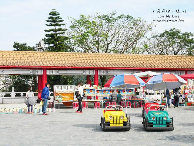 基隆景點一日遊中正公園大佛廣場 (24)