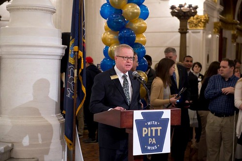2017 - Pitt Day in Harrisburg Gallery