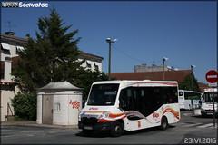 Véhixel Cytios Advence (Irisbus Daily) - Villeneuve Mobilités (Transdev) / Élios
