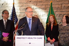 ACA Press Conference in Issaquah