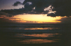 Los Angeles - Sunset at Redondo Beach - 1987