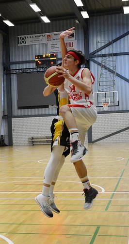 Petite Finale Sam CPE - Lugano Tigers U16  6