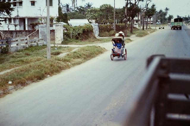 Huế 1969 - Street Scene