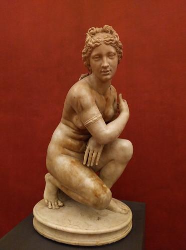 Aphrodite of Doidalsas @ Uffizi Gallery