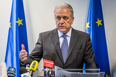 COMMISSIONER  AVRAMOPOULOS VISIT IN POLAND
