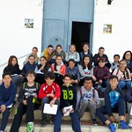 Año 2017 - Visita Colegio 9 de Octubre - 6º Primaria