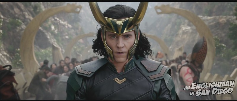 screencap - Thor Ragnarok (teaser 1) 22 (tom hiddleston, loki)