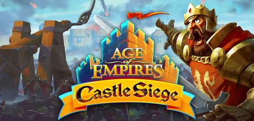 Age of Empires: Castle Siege (finalmente) disponibile anche per Android