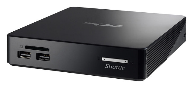 Shuttle NS02E