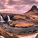 Sunset in Kirkjufell - Iceland - Travel photography