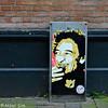 Den Haag Street art  ANGST