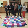 November 2016 Knitted Squares