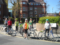 Highbury & Southbank Ride (2)