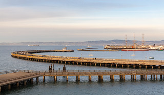 Aquatic Park Cove and Pier