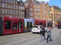 GVB tram NH Collection Hotels