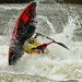 Nantahala Freestyle Kayak Competition