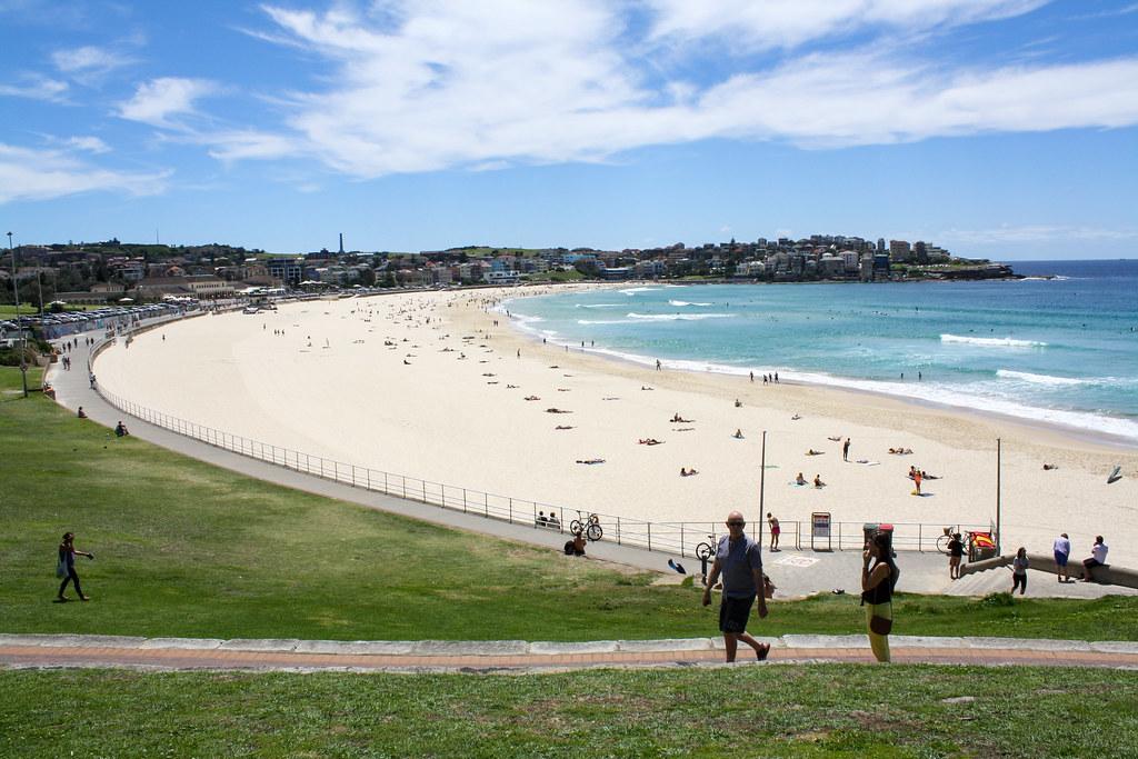 Bondi Beach, Sydney 2013