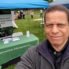 GreenFest 2017. Volunteering for Conservation Montgomery!