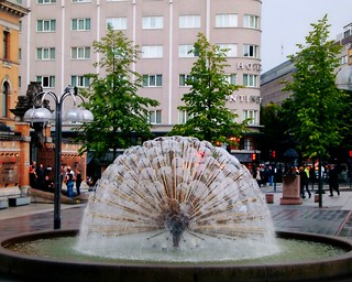 Oslo fountain