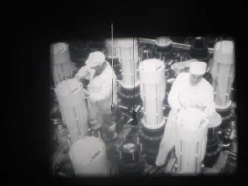 Castle 1 during projection image 2