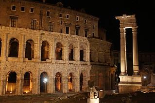 Theatre of Marcellus の画像. rome roma teatromarcello