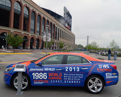 Mets Chevy at Citi Field
