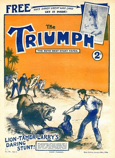The Triumph 171 [January 28th, 1928]