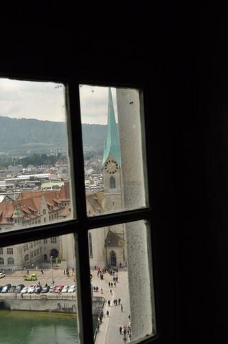Day 13 - Zurich