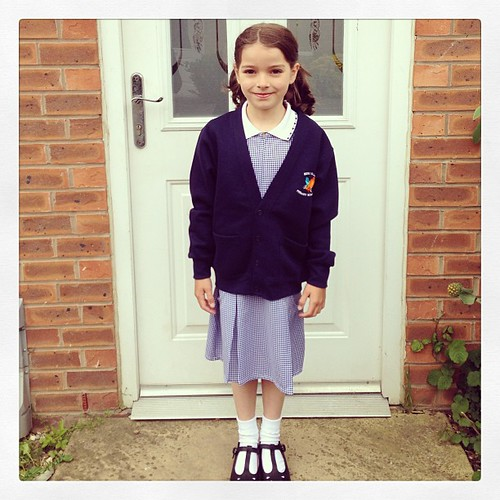 First day #endofhomeed