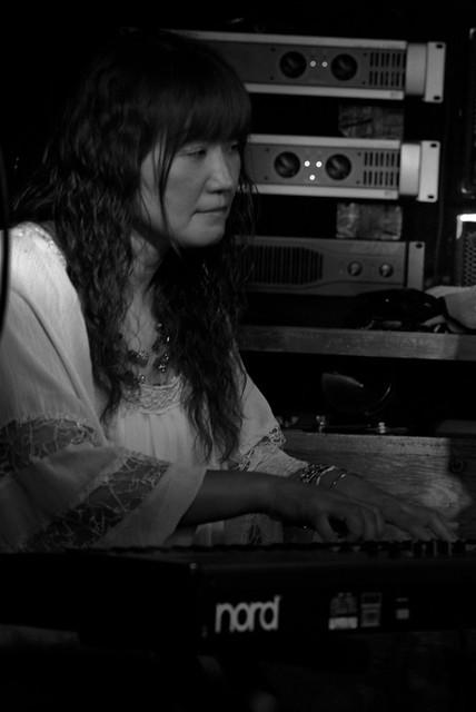 O.E. Gallagher live at Crawdaddy Club, Tokyo, 15 Jun 2013. 232